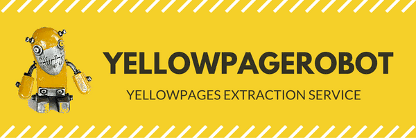 YellowPages extraction service